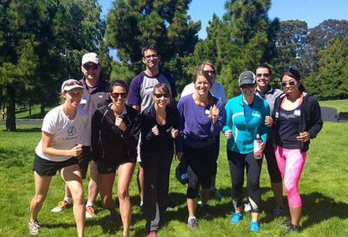ChiRunning Workshop in Sonoma