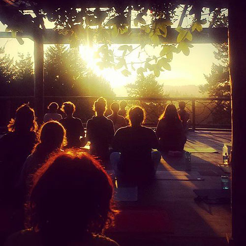 Fall Equinox Yoga Retreat with Hiking and Wine