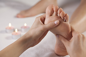 Foot and Hand Reflexology in Sonoma.