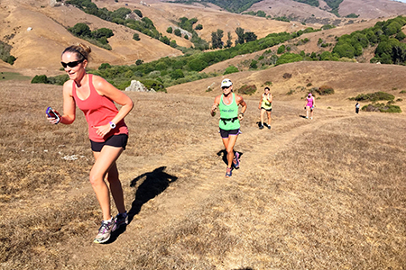 Running, Yoga, Pilates and Wine Tasting Retreat in California