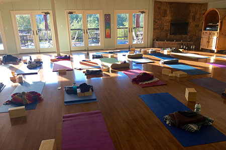 Summer Yoga Retreat Mayacamas Ranch, Calistoga, California