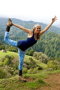 Sally Mitchell Yoga and Running Coach