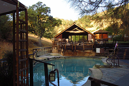Summer Yoga Retreat with hot springs
