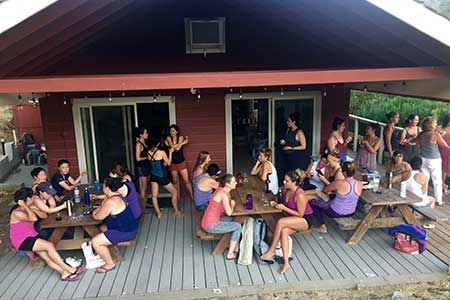 Yoga Retreat with Hiking and Wine Tasting