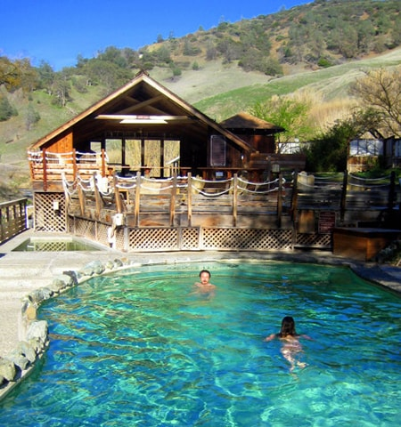 Hot Mineral Springs California