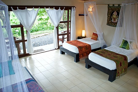 Accommodations Costa Rica