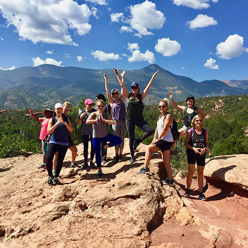 Colorado Yoga Retreat