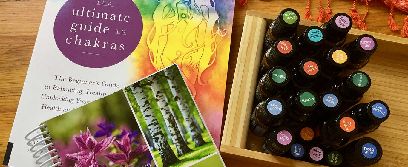 Essential Oils and Chakra Balancing Workshops | BodyFlows