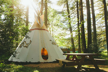 Oregon Tipi Village Retreat