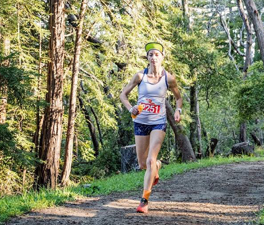 Caitlin Smith Oakland Elite Runner