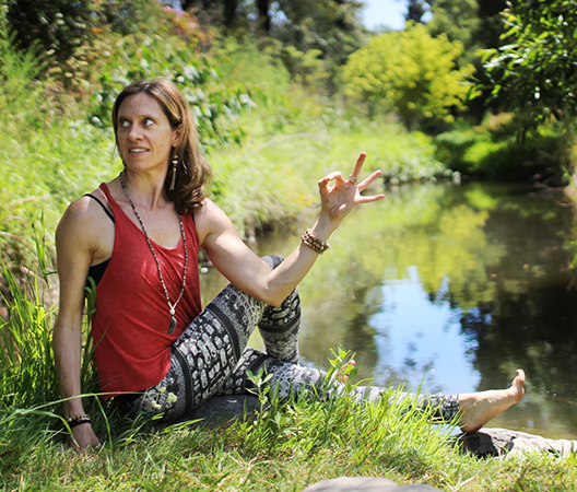 Sally Mitchell Yoga Retreats