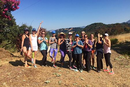 Yoga Retreat with hiking