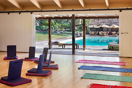 Summer weekend Yoga Retreat