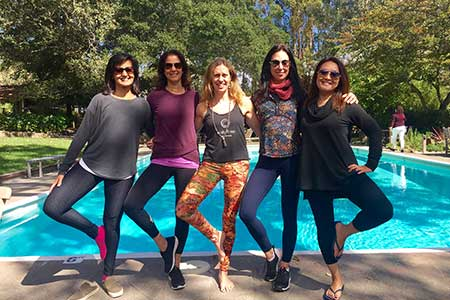 Yoga Retreat in Sonoma