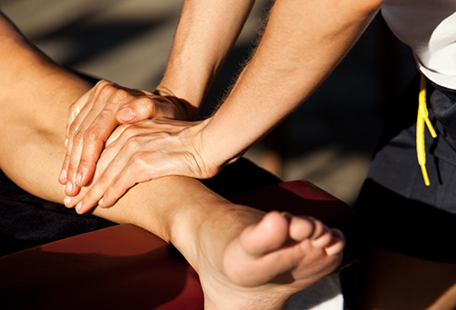 Sports Massage and Therapy in Sonoma.